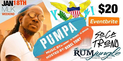 Soca Trend Presents PUMPA LIVE