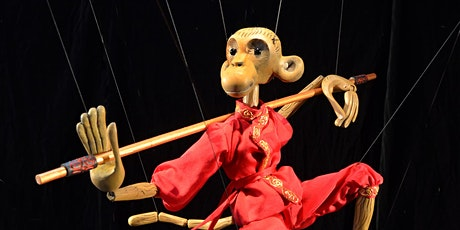 Talk: Puppets; what are they and how are they made and used? With John Roberts, puppetmaker and curator tickets