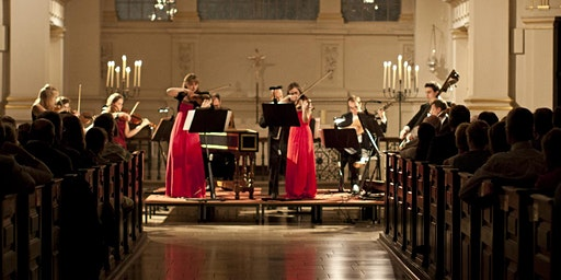 VIVALDI - THE FOUR SEASONS by Candlelight, Sat 2nd May, Derby