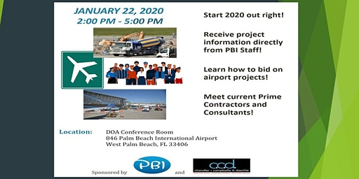 PBIA 2020 FIRST QUARTER UPCOMING PROJECTS WORKSHOP