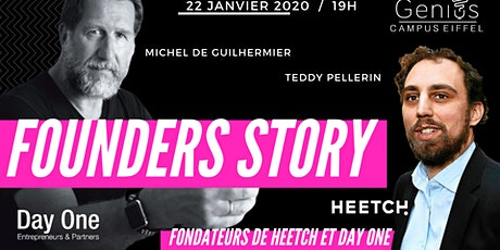 Founder Story -  Heetch, Day One - Comment entreprendre face à des géants billets