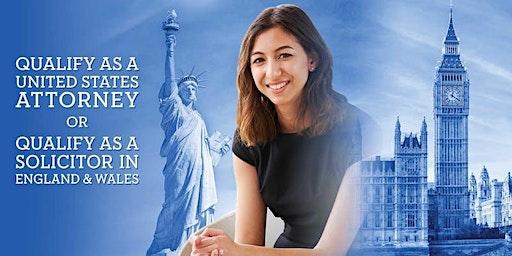 BARBRI Breakfast Briefing: Qualify as a U.S. attorney or English solicitor