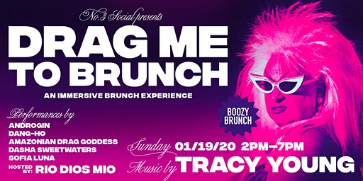 Drag Me To Brunch w/ Tracy Young
