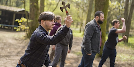 Axe throwing event 15 March 2020, 10.30 - 12pm, Bridgend tickets