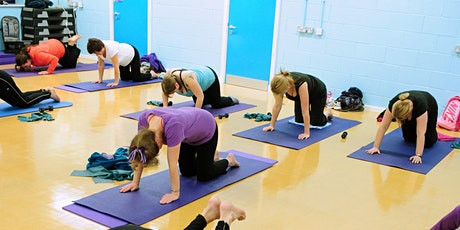 Free Parent/Carers Yoga tickets