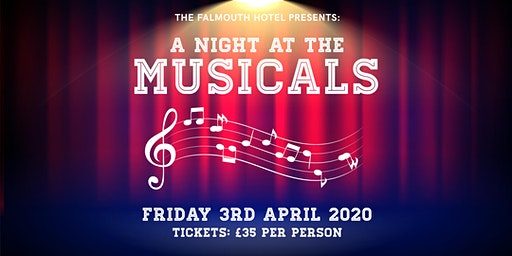 A Night at the Musicals - By Haarts Productions