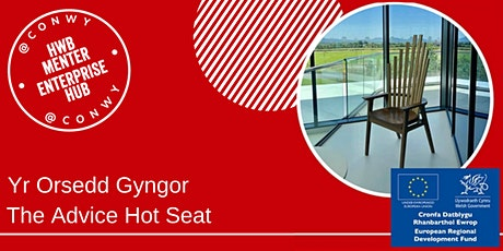 Orsedd Gyngor  - Advice Hot Seat (Social Business Wales) tickets