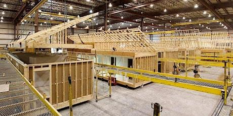 Seminar: Building Modular Renewable Energy Smart Homes - Campbell tickets