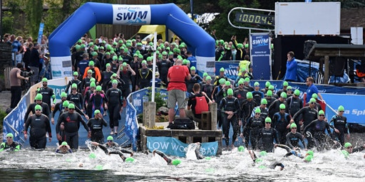 Great North Swim 2020 - Forget Me Not Children's Hospice
