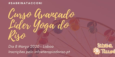 Curso Avançado de Líder de Yoga do Riso bilhetes