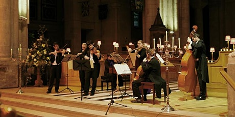 VIVALDI - THE FOUR SEASONS by Candlelight, Fri15th May Edinburgh tickets