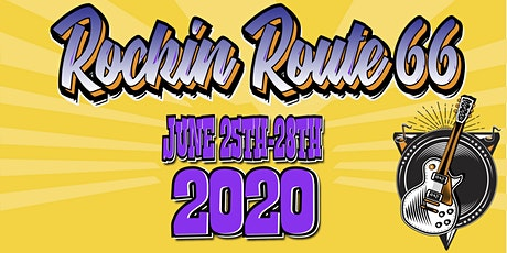 Rockin Route 66 Feel the Freedom VIP 2020 tickets