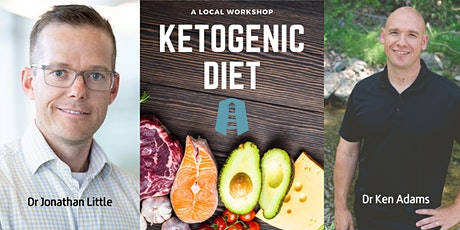 Ketogenic Diet  for Diabetes, Cardiovascular Health, Obesity, Inflammation tickets