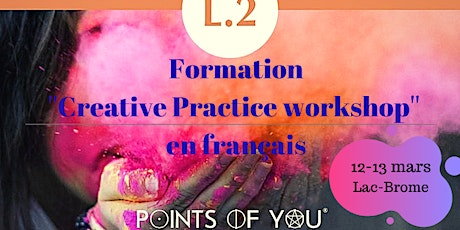 Points of You® - outil de coaching - formation L2 tickets