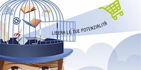 E-COMMERCE E COMMERCIO TRADIZIONALE  A CONFRONTO biglietti