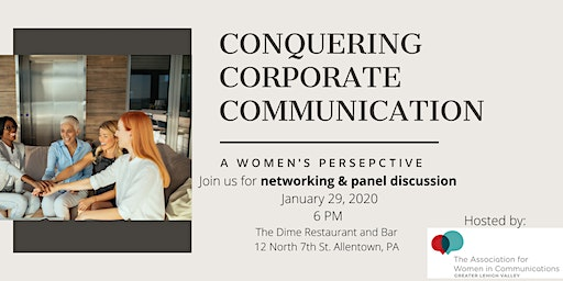 Conquering Corporate Communication: A Women's Perspective
