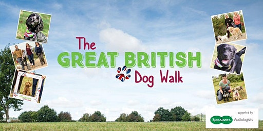 The Great British Dog Walk 2020 - The Kelpies