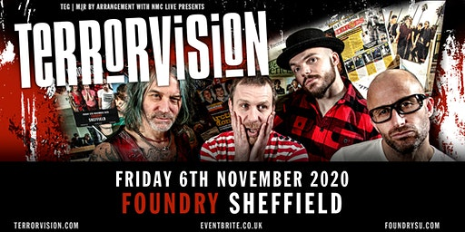 Terrorvision (Foundry, Sheffield)