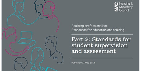 Standards for Student Supervision and Assessment tickets