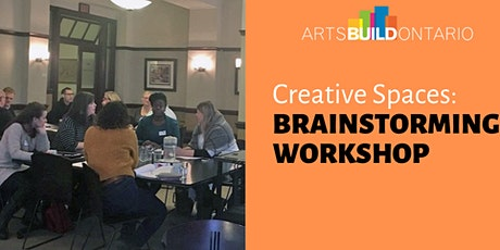 Creative Space Projects: A Brainstorming Workshop 2020 tickets
