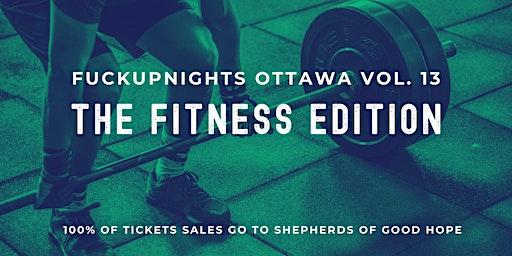 Fuckup Nights Ottawa Vol. 13