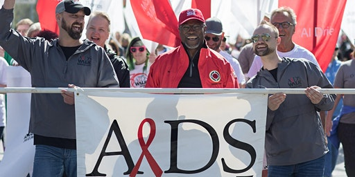 AIDS WALK Kickoff Celebration