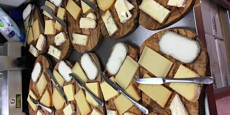 Cheese & Wine Evening! tickets