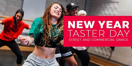 New Year Dance Taster Classes   City Academy