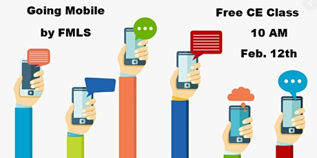 Going Mobile - Free FMLS CE Class tickets