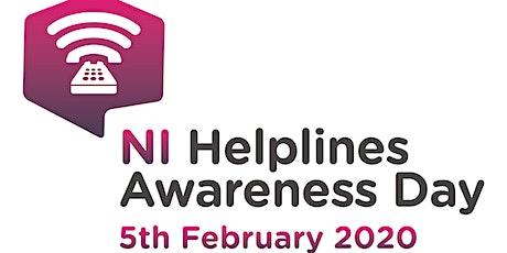 Northern Ireland Helplines Awareness Day 2020 tickets