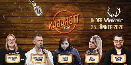 Kabarett Alm Tickets