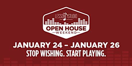 Lesson Open House Doylestown tickets