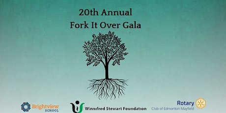 20th Annual Fork It Over Gala tickets
