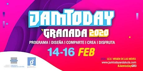 JAMTODAY GRANADA 2020 entradas