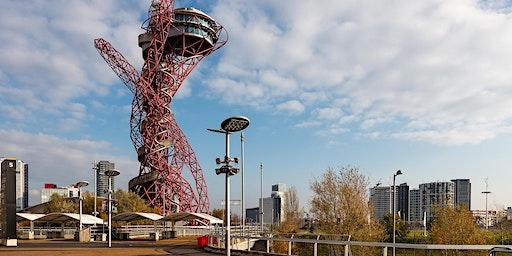 New London Architecture Walking Tour - Queen Elizabeth Olympic Park