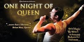 One Night of Queen – The #1 Touring Tribute in the World!