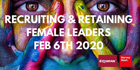 Recruiting & Retaining Female Leaders tickets
