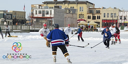Chili-Fest Pond Hockey Tournament