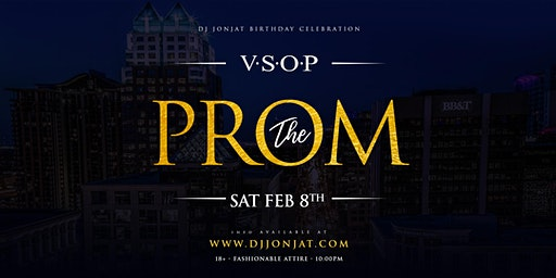 VSOP 2020 | THE PROM
