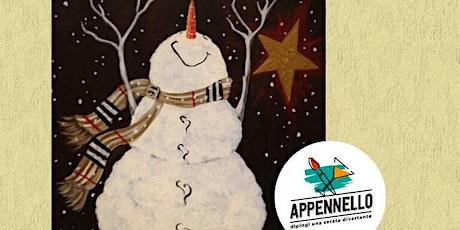 Senigallia (AN): Snowman, un aperitivo Appennello biglietti