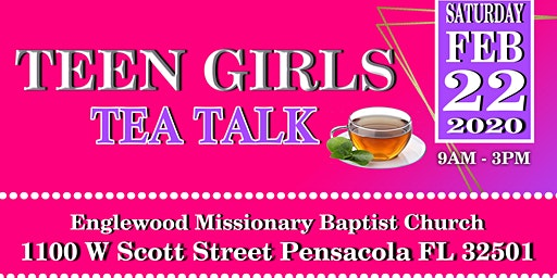 Teen Girls Tea Talk