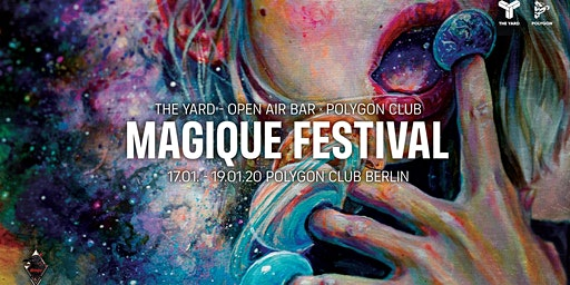 Magique Festival - New Happiness