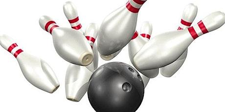 Helping Hands Bowling fundraiser tickets