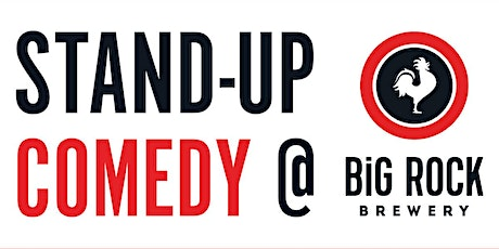 Black Sheep Comedy @ Big Rock, Liberty Village, January Edition tickets