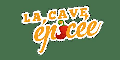 """Cave Épicée spéciale """"arts scéniques"""" billets"""
