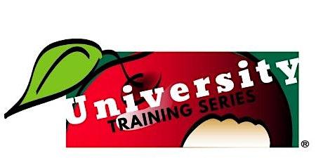 SNASD University Training Central Region