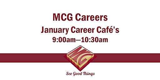 Career Cafe - Job Fair Prep