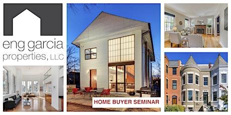 Home Buyer Seminar | Dupont Circle - MONDAY tickets