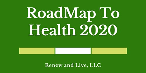 Build Your RoadMap to Health in 2020