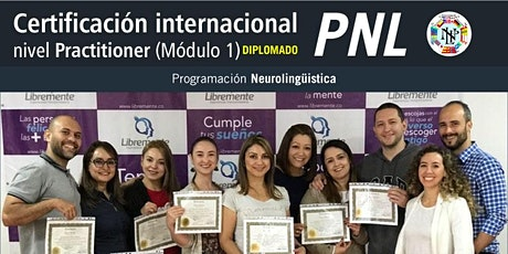 Diplomado en PNL Practitioner entradas